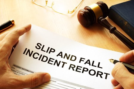 Slip & Fall Injuries lawyer in Tracy, CA